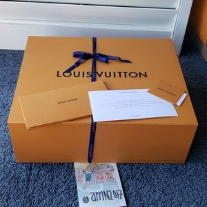 Louis Vuitton Gift Box, HUGE, EXTRA LARGE SIZE